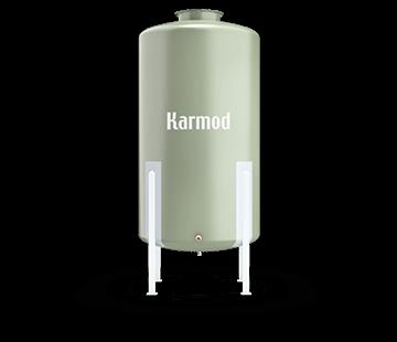 1000 L FRP Storage Tanks