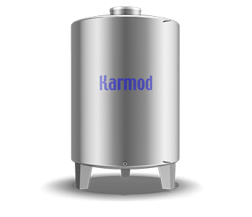1000 L Stainless Storage Tank