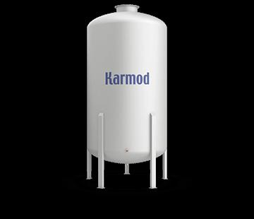10.000 L FRP Storage Tanks