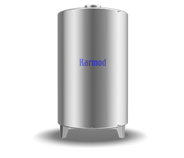 10000 L Stainless Storage Tank