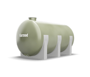 10.000 Litre Water Tank