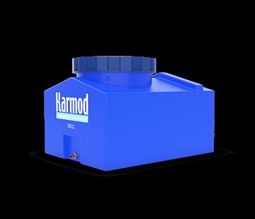 100 L Rectangular Water Tank