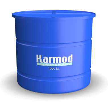 1000 liters brine tank price (blue)