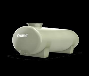 1.000 L Ellipse FRP Tank