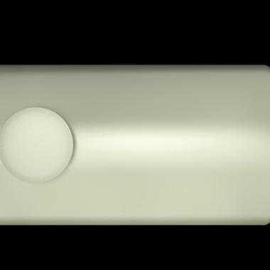 1000 liters ellipse horizontal frp tank