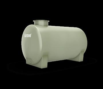 1.000 L Horizontal FRP Tank