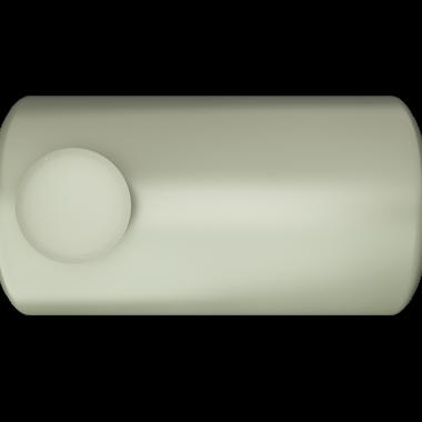 1000 liters horizontal frp tank