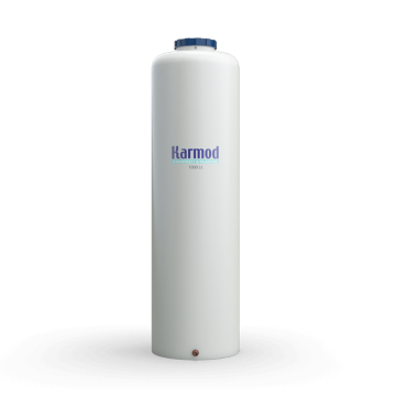 1000 liters pipe type water tank