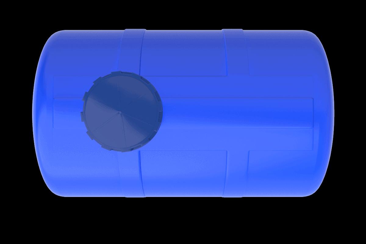 1000 liters plastic tank