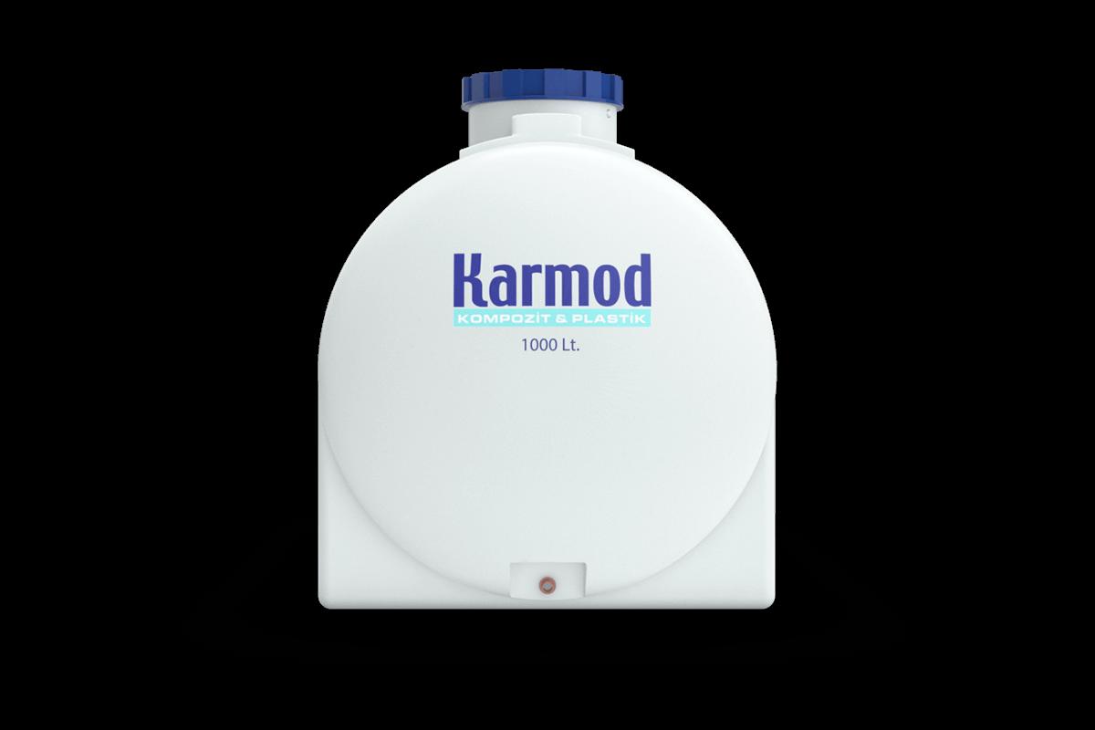 1000 liters polyethylene water tank