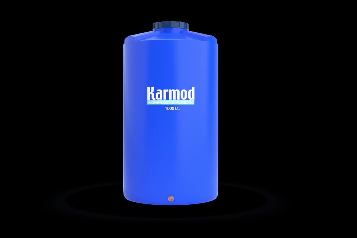 1000 liters vertical plastic tank