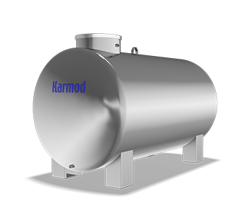 1000 L Stainless Water Tank