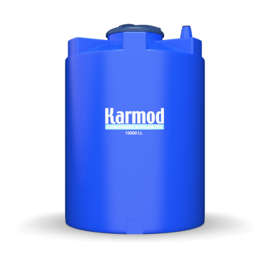 10000 liters pickle tank small cover (blue)