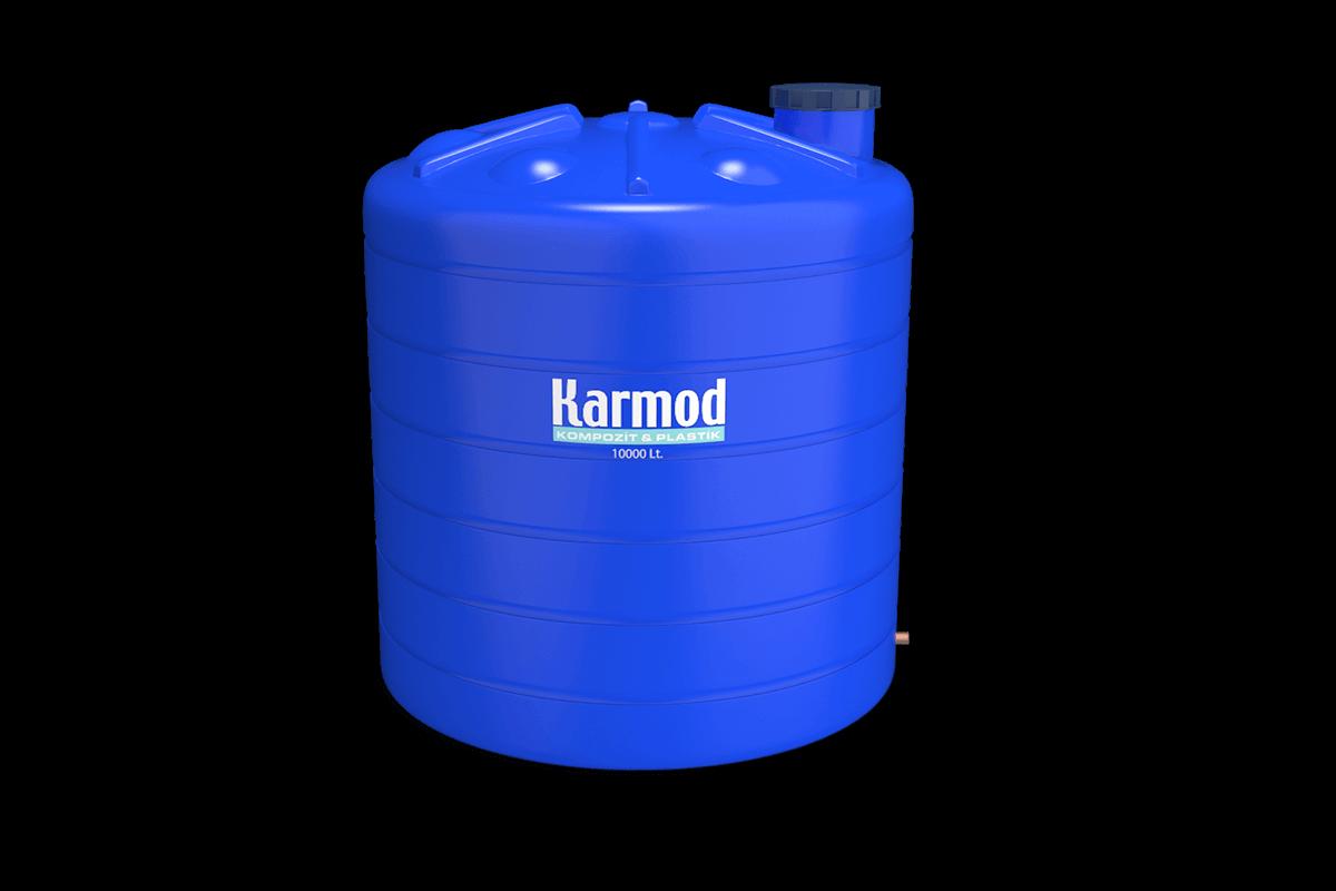 10000 liters vertical plastic tank