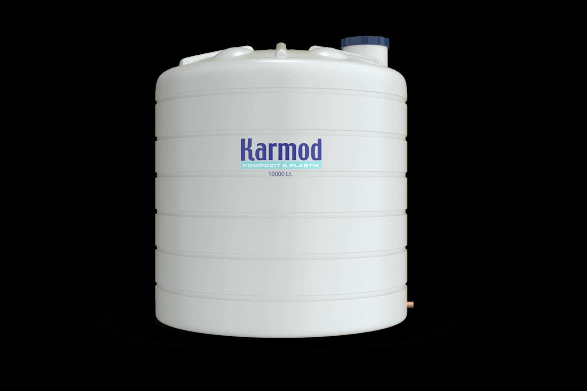10000 liters water tank