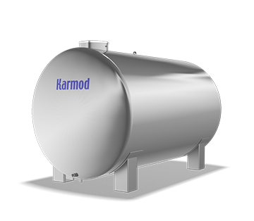 10.000 L Stainless Water Tank