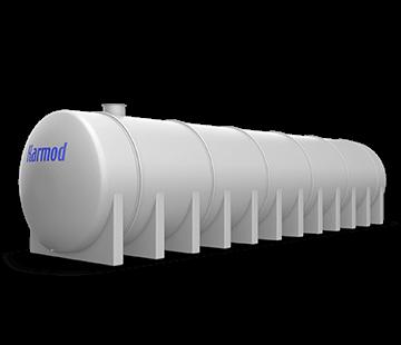 100.000 L Horizontal FRP Tank