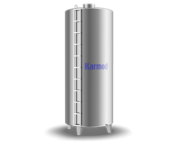 15000 L Stainless Storage Tank