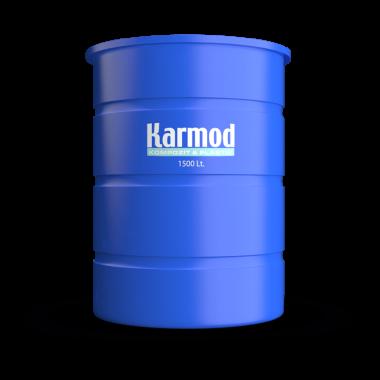 1500 liters brine tank (blue)