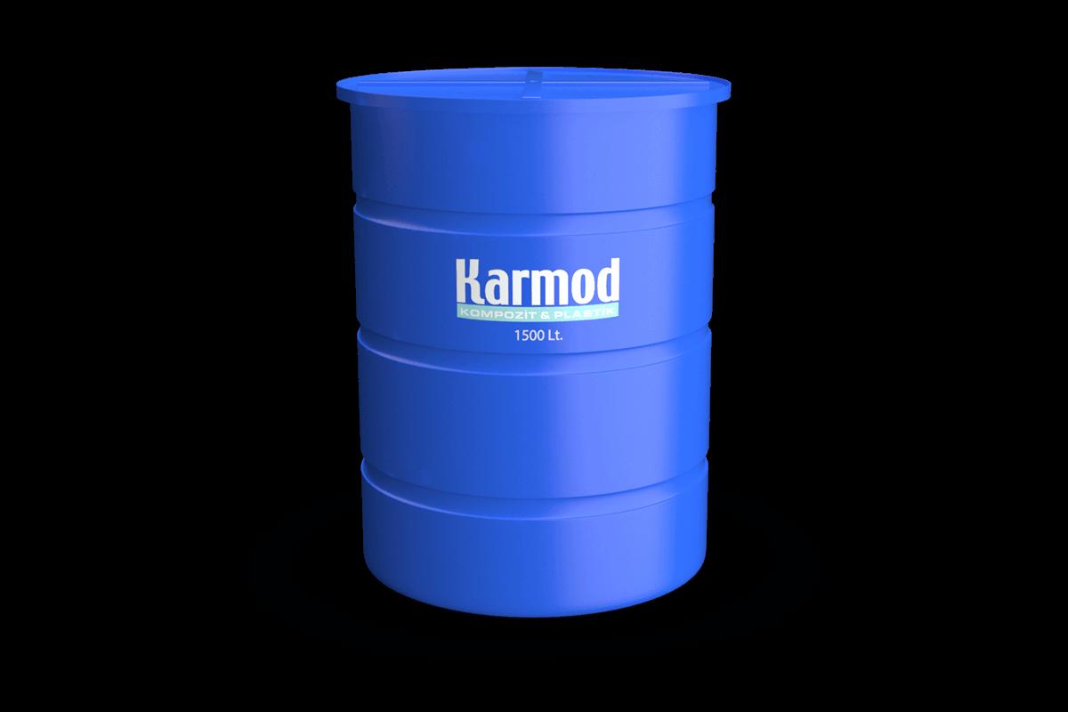 1500 liters brine tank price (blue)