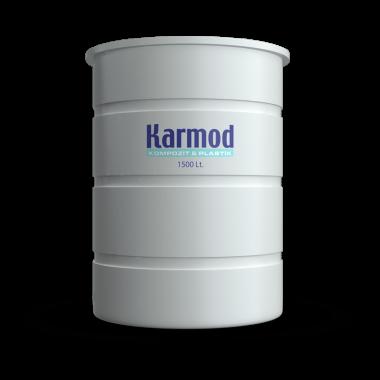 1500 liters brine tank (white)