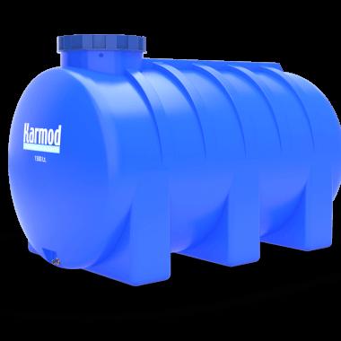 1500 liters horizontal tank