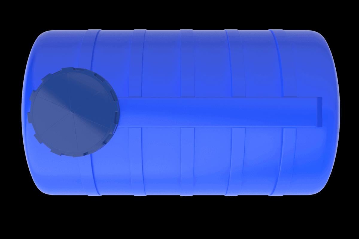 1500 liters plastic tank