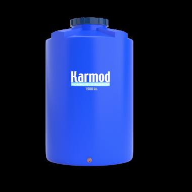 1500 liters vertical plastic tank