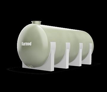 15.000 L Horizontal FRP Tank