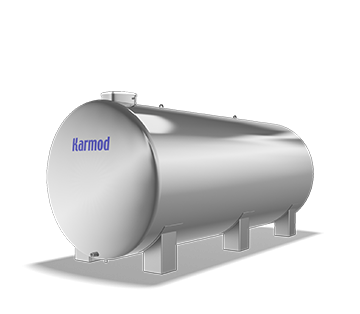 15.000 L Stainless Water Tank