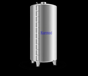 20000 L Stainless Storage Tank
