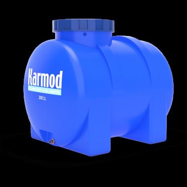 200 liters horizontal tank