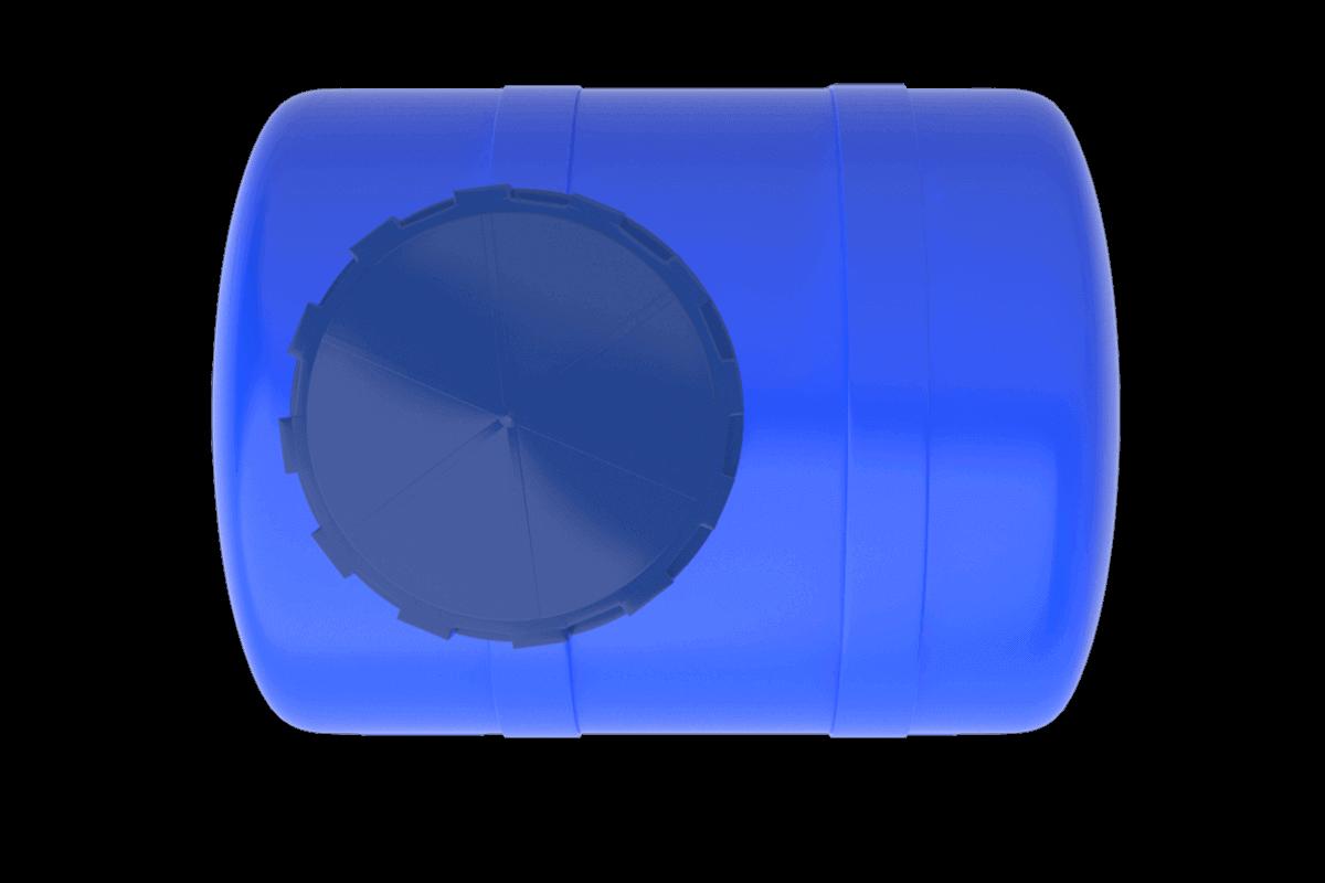 200 liters plastic tank
