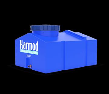 200 L Rectangular Water Tank