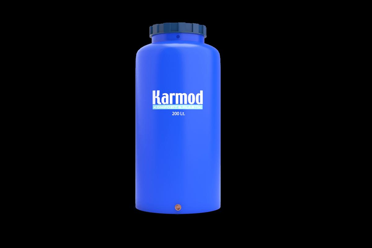 200 liters vertical plastic tank