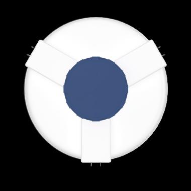 2000 liters cone bottom tank models (white)