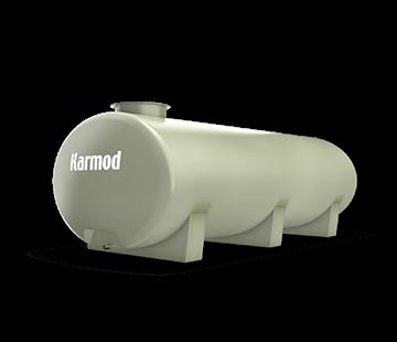 2.000 L Ellipse FRP Tank