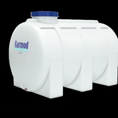 2000 liters horizontal water tank
