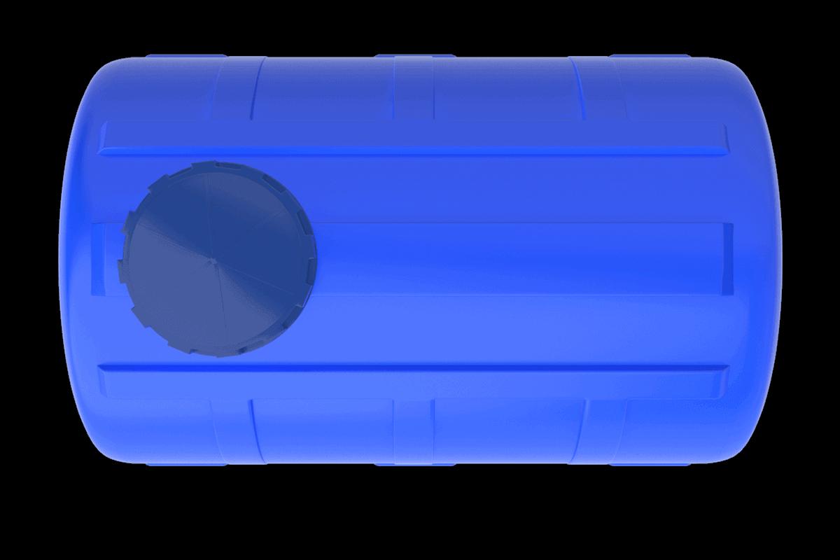 2000 liters plastic tank
