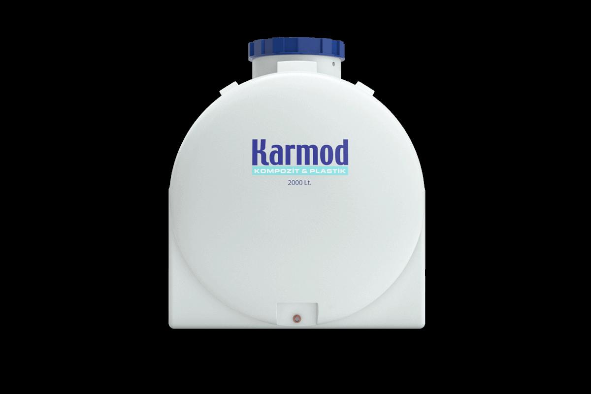 2000 liters polyethylene water tank