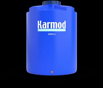 2.000 L Water Tank