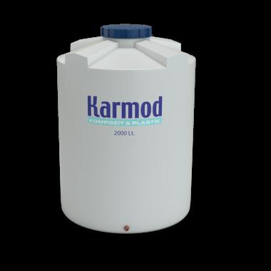 2000 liters water tank price