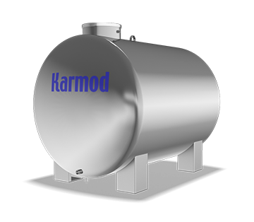 2000 L Stainless Water Tank