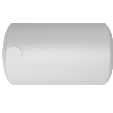 20000 liters horizontal frp tank