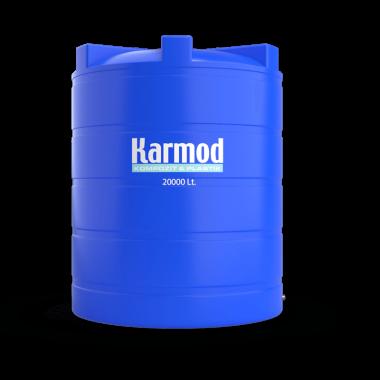 20000 liters vertical plastic tank