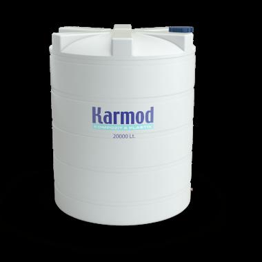 20000 liters water tank price