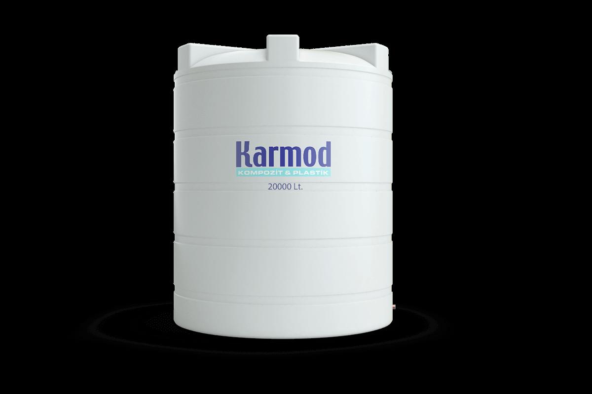 20000 liters water tank