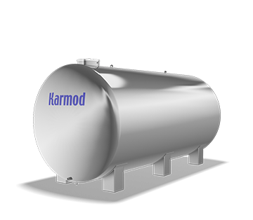 20.000 L Stainless Water Tank