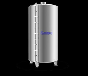 25000 L Stainless Storage Tank