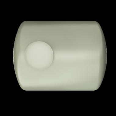 2500 liters horizontal frp tank